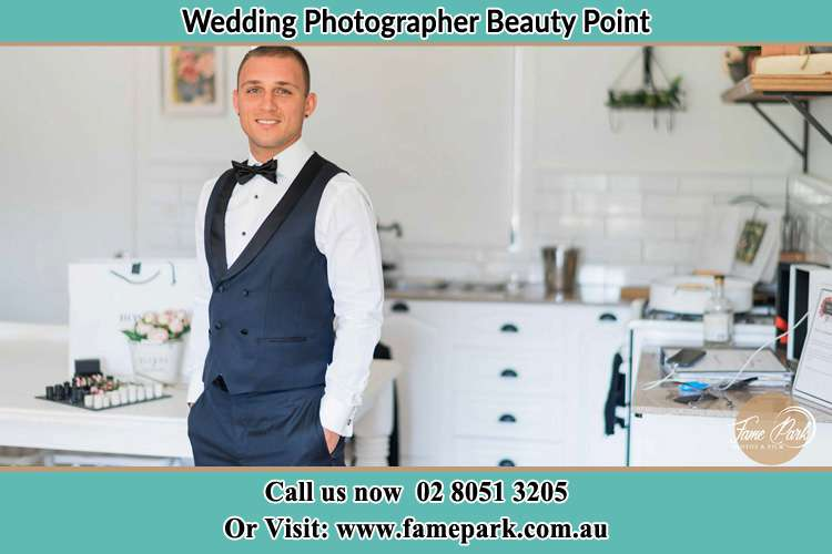 Photo of the Groom Beauty Point NSW 2088