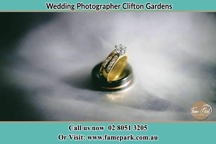 Photo of the wedding ring Clifton Gardens NSW 2088