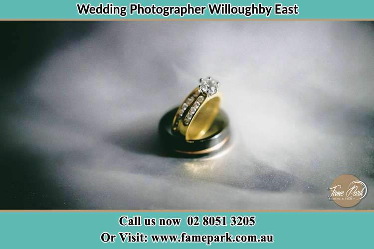 Photo of the wedding ring Willoughby East NSW 2068